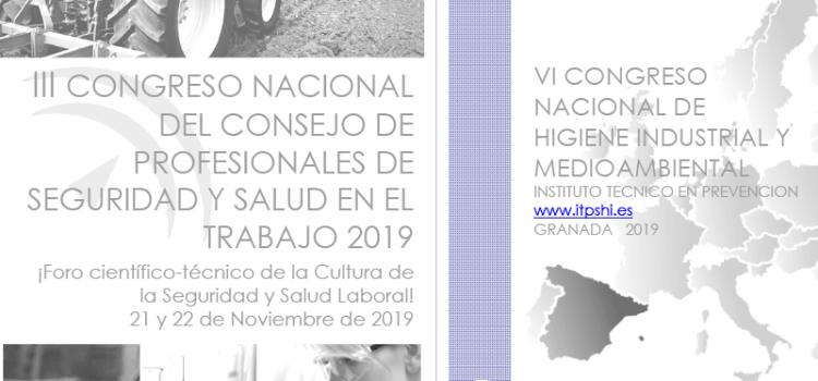 Congreso PRL Granada 2019
