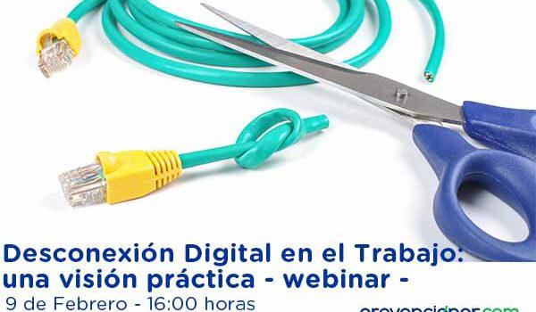 Desconexión digital en el trabajo: una visión práctica