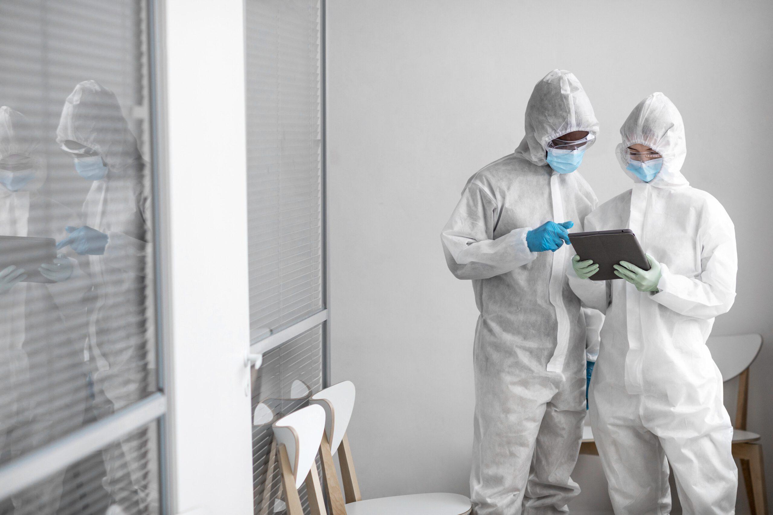 Manifiesto de las Sociedades sobre la  pandemia del SARS-CoV-2