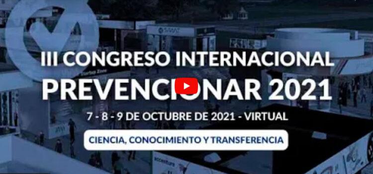 III Congreso internacional Prevencionar 2021