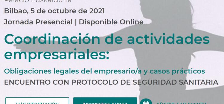 Coordinación de actividades empresariales. Obligaciones legales del empresario/a y casos prácticos